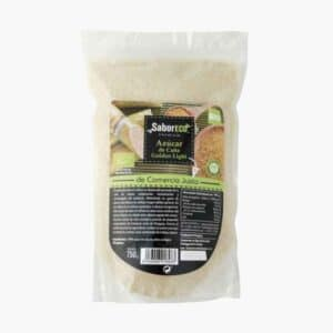 Azucar de caña golden light 750 g Saboreco
