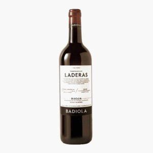 Badiola Tempranillo de Laderas 2018