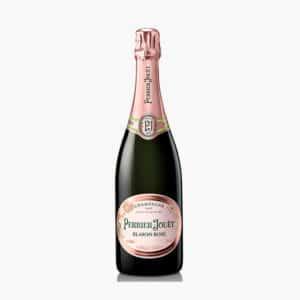 Champagne Perrier Jouët rose Casa Ortega
