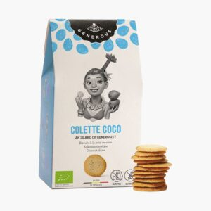 Colette Coco galletas ecológicas 100 g Generous
