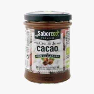 Crema de Cacao con avellanas Saboreco