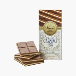 Tableta de chocolate Cremino 1878 110 g Venchi